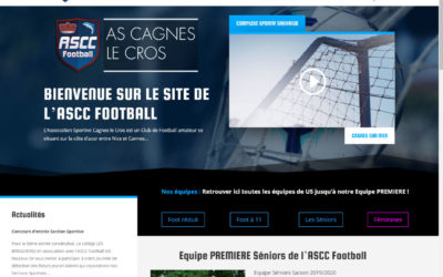 ASCC Football – Club Amateur